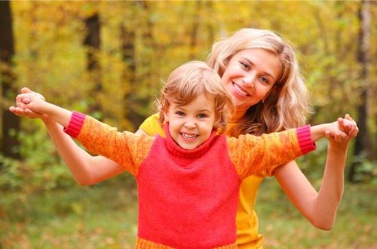 Как отдыхают маленькие дети осенью картинки