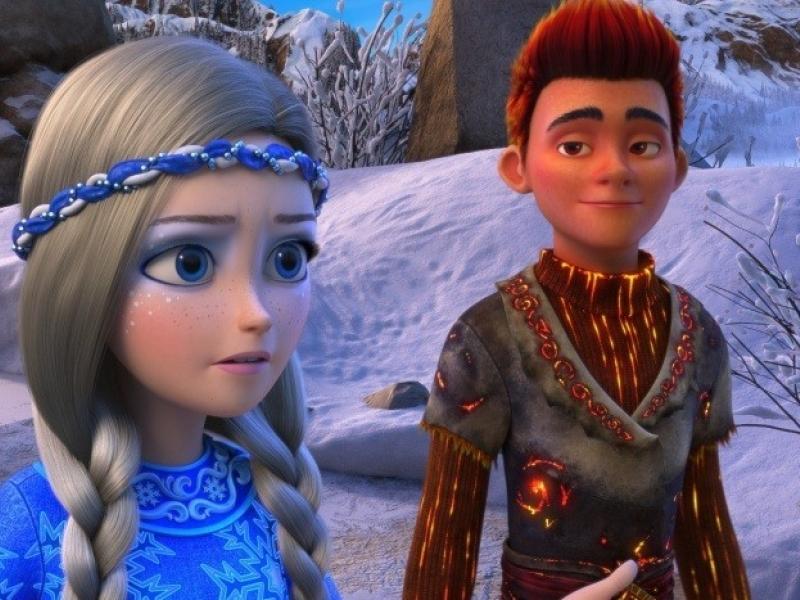 «Снежная Королева 3: Огонь и лёд» (2017)
